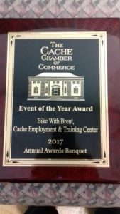 Bike with Brent is the Event of the Year